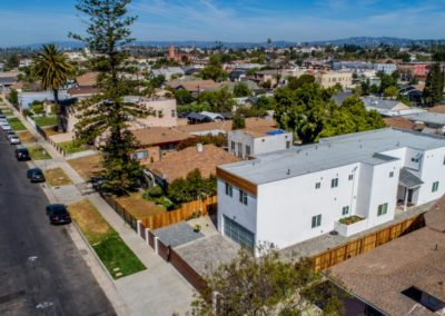 USC Marshall Place - 13 room, 7 bedroom duplex for rent near University of Southern California in LA
